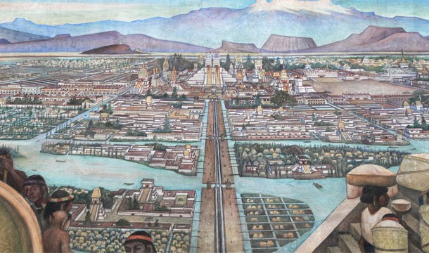 Capitala aztecilor