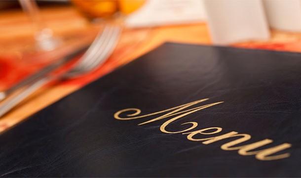 Meniu restaurant