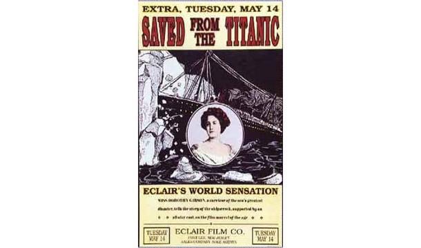 Primul film Titanic