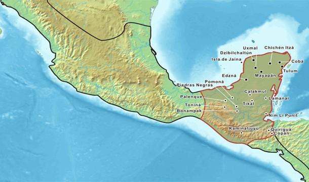 Peninsula Yucatan