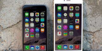 iPhone 6S si 6S Plus vor avea baterii mai mici
