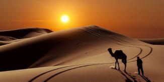 Deșertul Sahara, Maroc