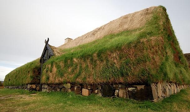 In ciuda reputatiei lor, majoritatea barbatilor vikingi erau fermieri si nu razboinici.