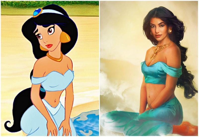 Jasmine, Aladin