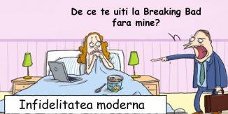 Infidelitatea moderna