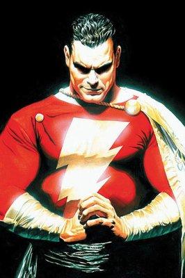 Căpitane Marvel , de asemenea, cunoscut sub numele de Shazam