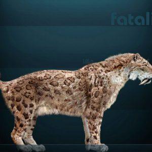 cei mai temuti predatori din lume smilodon