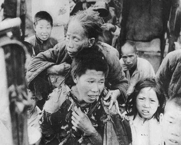 cele mai tragice evenimente din istorie marea foamete chinezeasca
