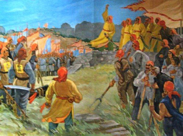 cele mai tragice evenimente din istorie rebeliunea Taiping