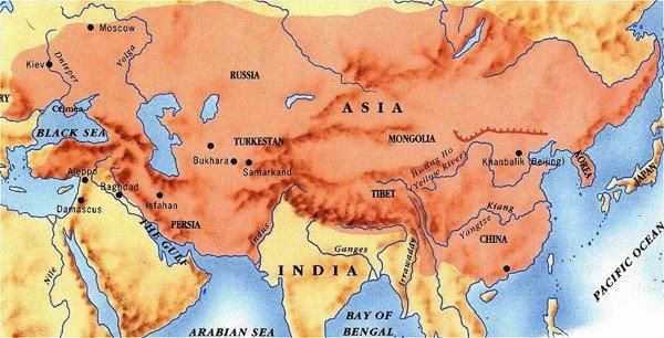 cele mai tragice evenimente invaziile mongole