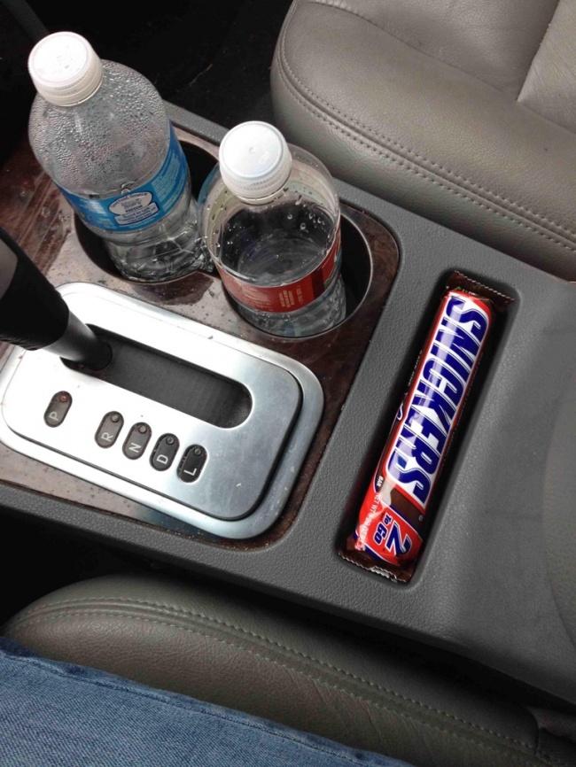 18 poze ale perfectiunii compartimentu de snickers
