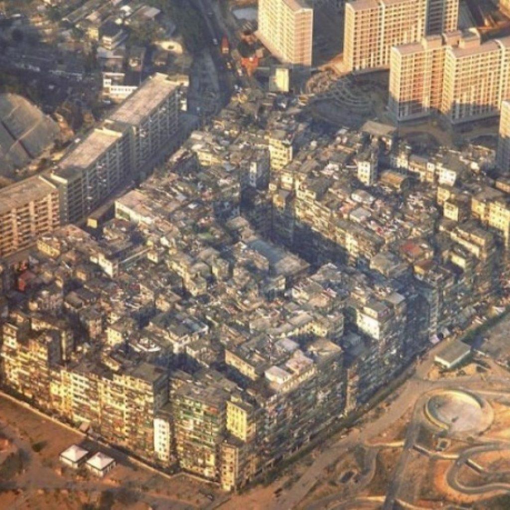 Kowloon Walled City Hong Kong China