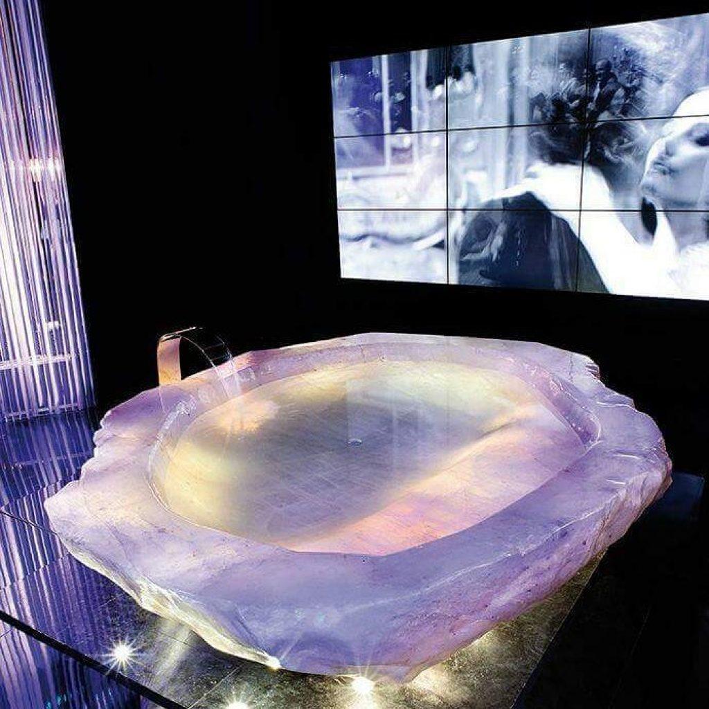 cea mai scumpa cada de baie din lume