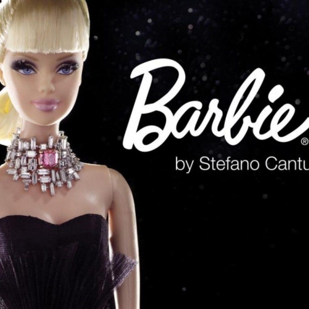 cea mai scumpa papusa Barbie din lume