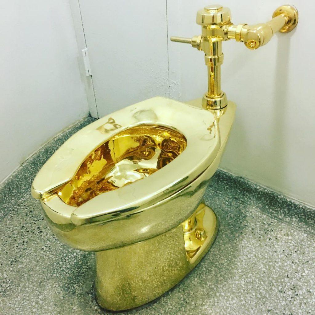 cea mai scumpa toaleta din lume