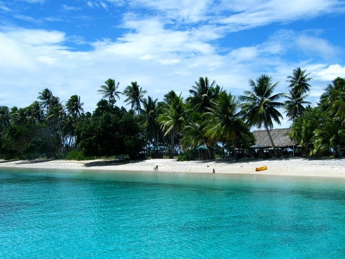 Atolul de bikini, Insulele Marshall