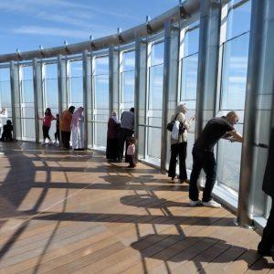 burj khalifa punte de observatie