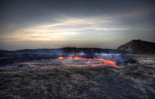 Regiunea Afar din Etiopia