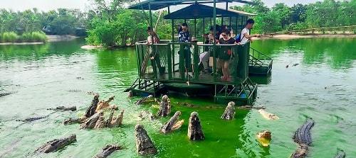 Elefant Kingdom inChonburi, Thailanda