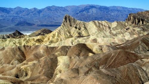 Death Valley, Statele Unite ale Americii
