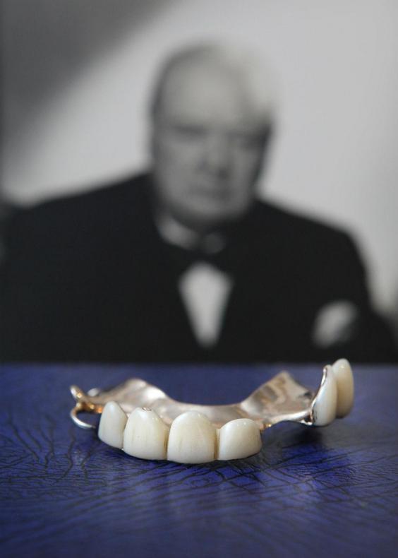 Dantura lui Winston Churchilll