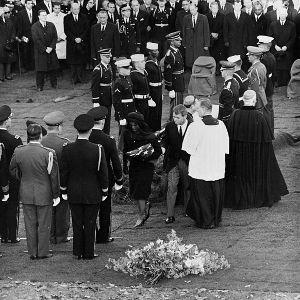 memorialul lui John F Kennedy