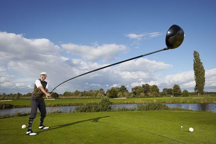 recordul mondial la cel mai lung bat de golf din lume