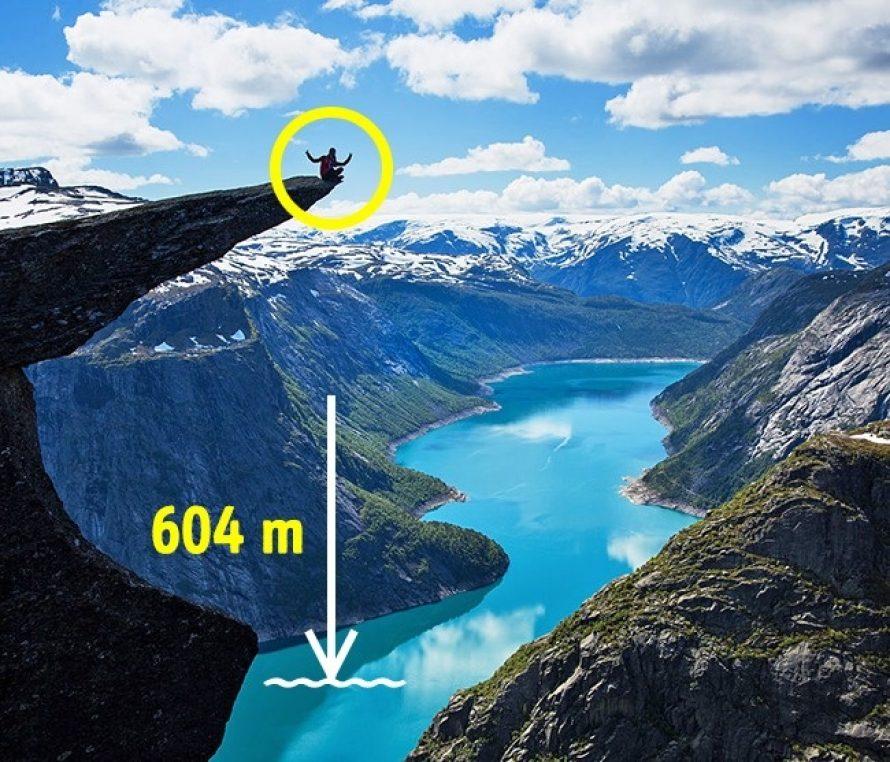 18 cele mai periculoase trasee din lume pentru iubitorii de adrenalina
