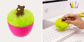 20 de lucruri mici si dragute pentru biroul dumneavoastra