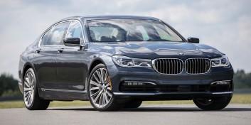 2016 BMW Seria 7 / 750i xDrive