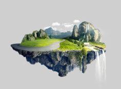 10 Insulele pe Hărți care nu există într-adevăr