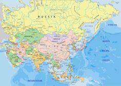25 Interesante despre Asia