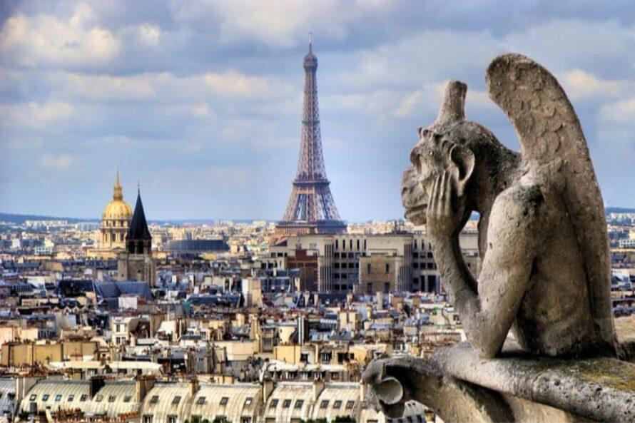 25 Fapte interesante despre Paris
