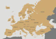 25 Interesante despre Europa