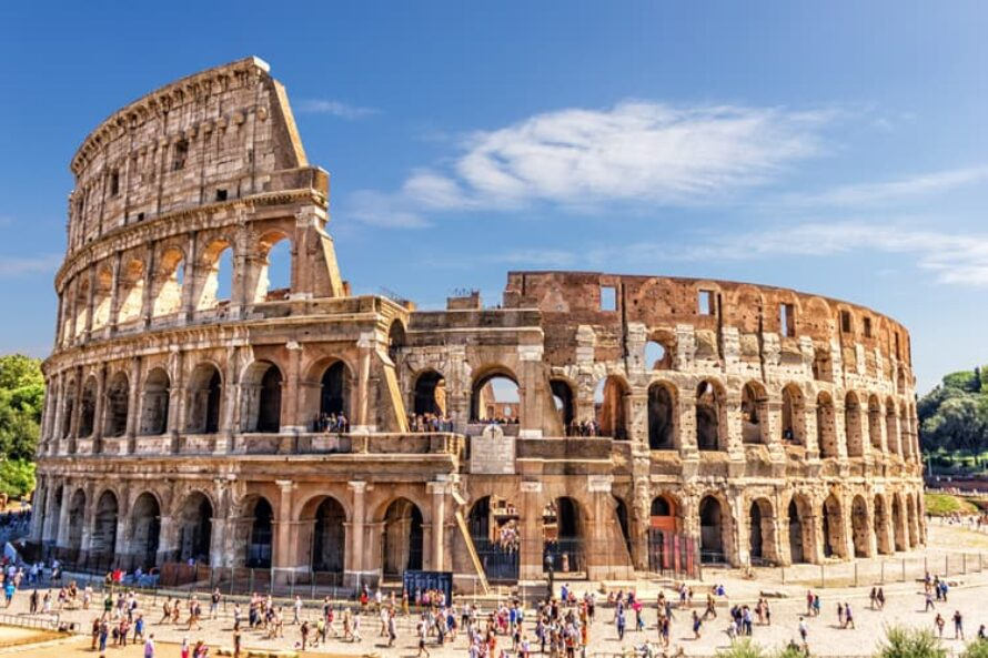 25 Interesante despre Colosseum
