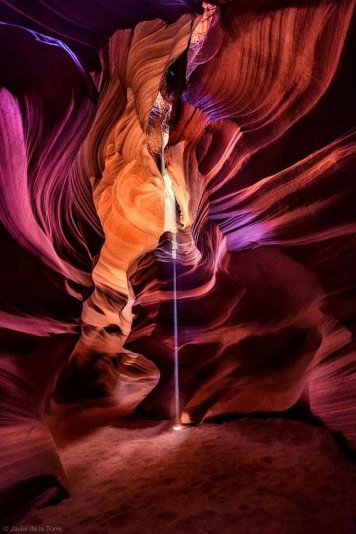Canionul Antilopei, SUA
