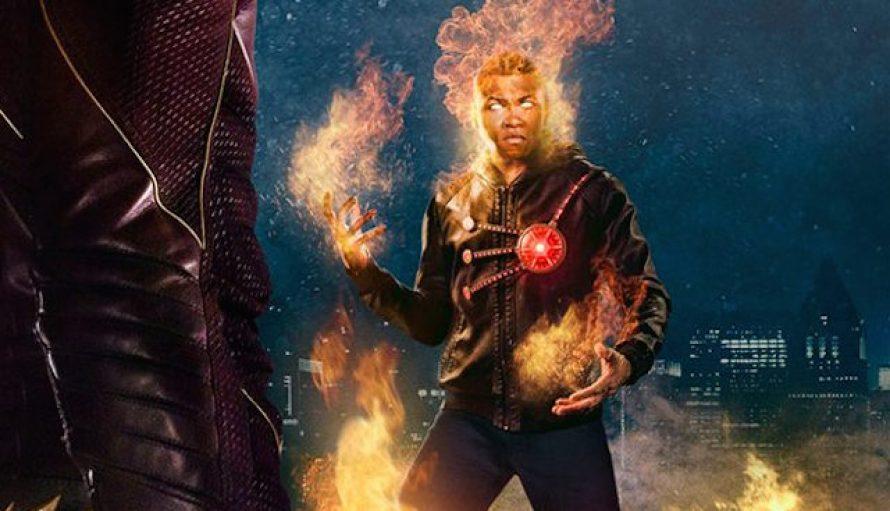 Firestorm – Super erou Marvel