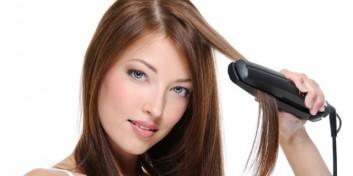 Îndreptarea corectă a părului cu placa