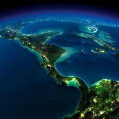 23 imagini cu Pământul văzut noaptea