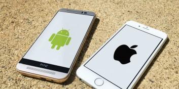 Cum treci de la Android la iPhone