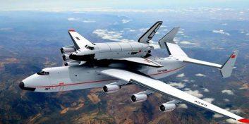 Masinarii Extreme – Antonov An-225 Mriya