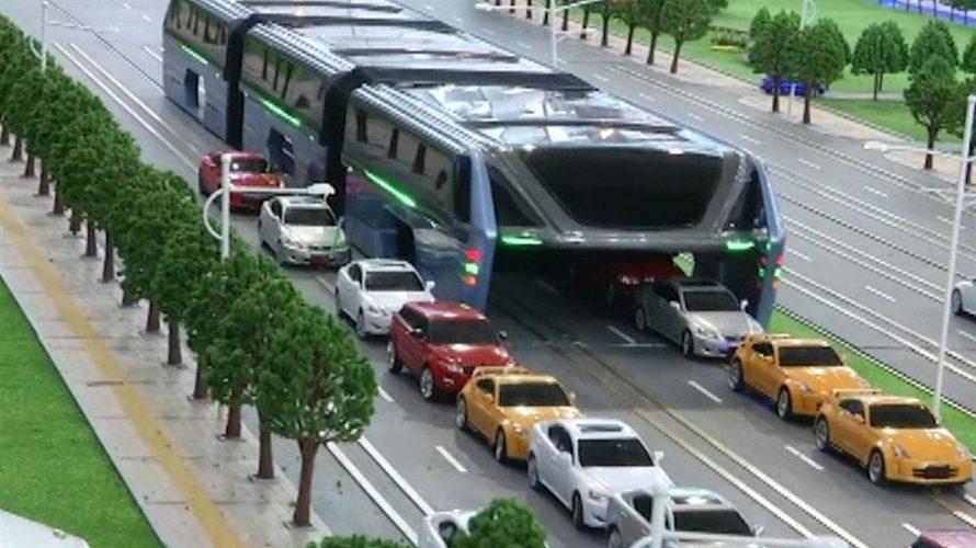 Cel mai neconventinoal autobuz din lume