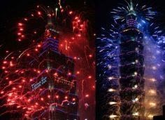 Cele mai fenomenale spectacole de artificii din intreaga lume