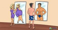 Diferente intre femei si barbati