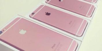 Vom avea un iPhone 6s ROZ!