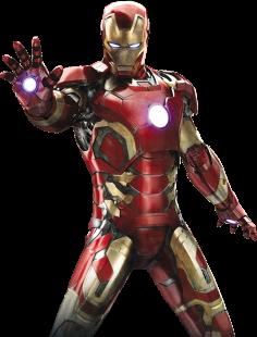 Iron Man – Super Erou