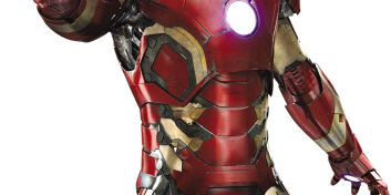 Iron Man – Super Erou