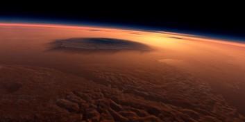 """Planeta Marte ar putea fi """"terraformată"""""""