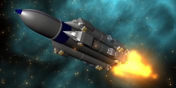 Cu ce fel de combustibil funcţionează navele spaţiale?