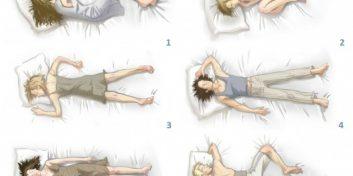 Ce dezvaluie pozitia de dormit despre personalitatea ta